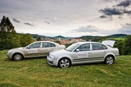 Our cars Škoda Superb
